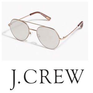 J'Crew aviators sunglasses